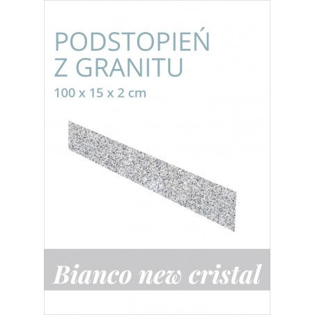 Kratka kominkowa Oskar biały 22x22