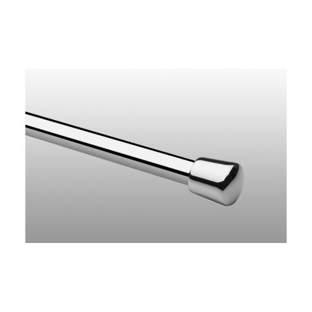 Zaślepka płaska poręczy nierdzewnej 42,4 mm POLER 2 szt