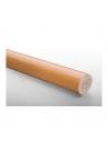 Zaślepka płaska poręczy nierdzewnej 42,4 mm MAT 2 szt